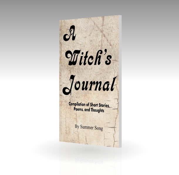 A Witch's Journal by Summer Song