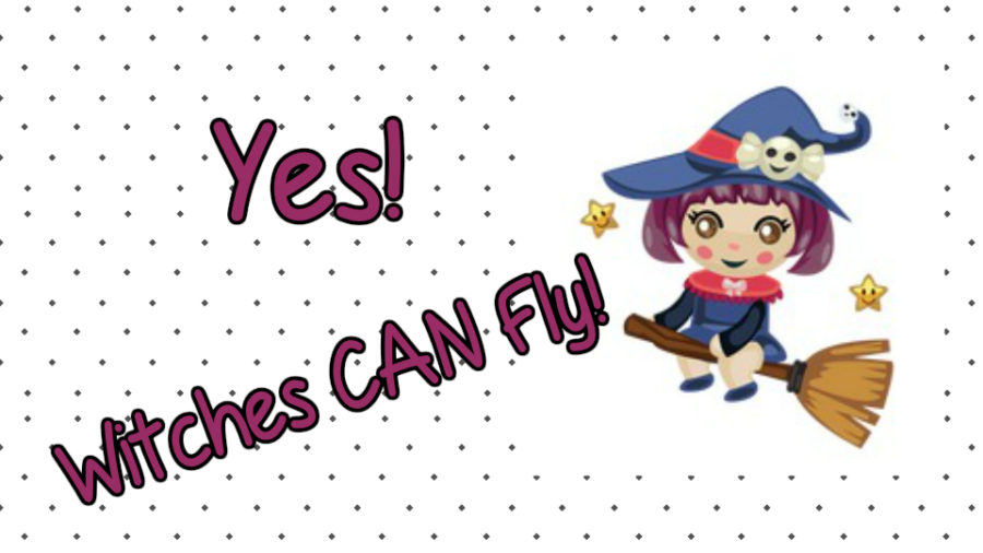 Witches Can Fly