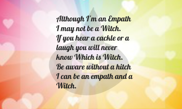 Are Empaths Witches