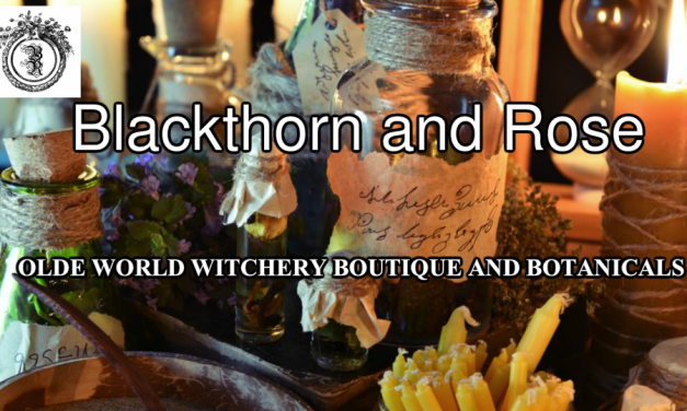 Blackthorn and Rose