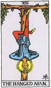 The Hanged man R.W.S.