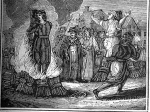 Modern Day Persecution of Witches