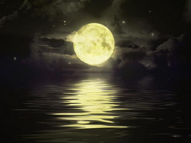 Full Moon Magick and LIfe