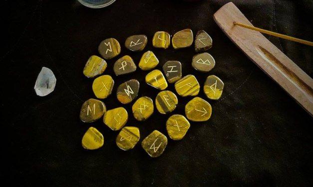 Runes As An Art Of Divination