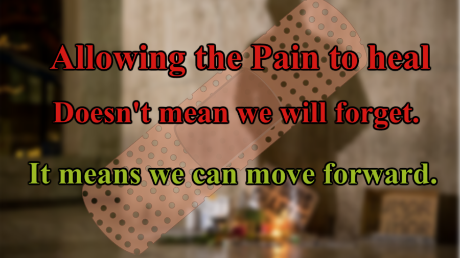 Clinging to Pain