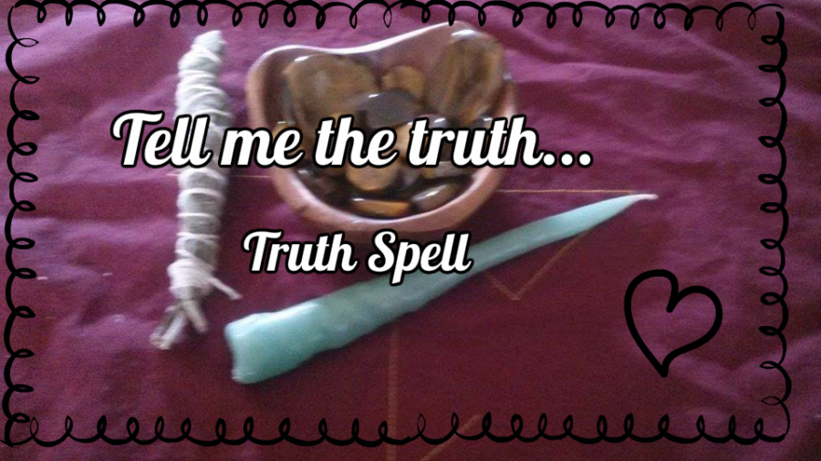 Truth Spell
