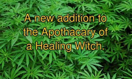 Cannabis Healing Ritual