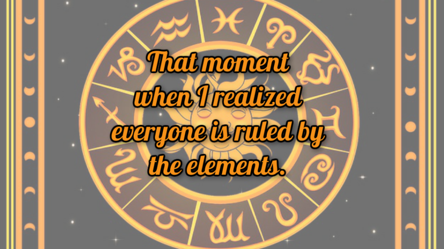 Ruled by the Elements