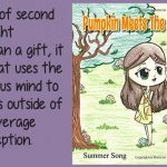 The Gift of Second Sight – Pumpkin Meets The Faery Queen