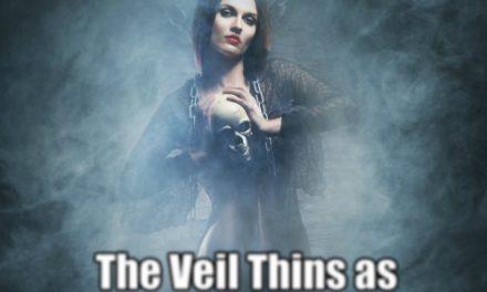 Hello Darkness Hello Samhain!
